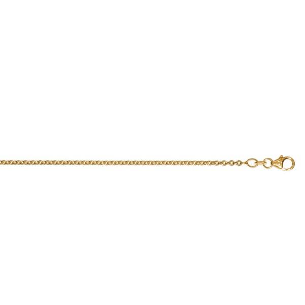 Anker Kette Gold 333