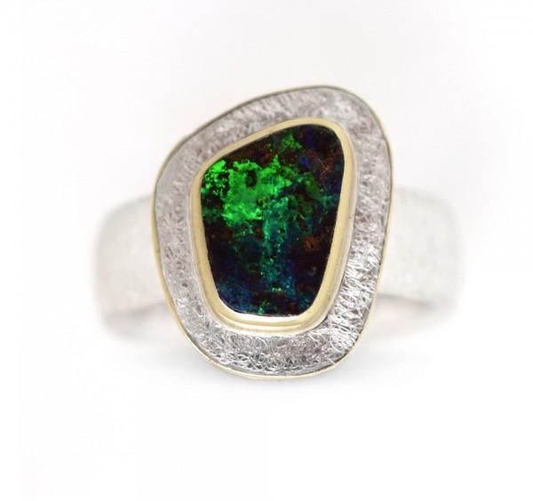 Opal Ring, Boulderopal