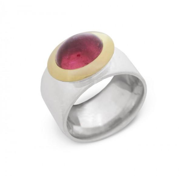 Turmalin Ring, Rubbelit