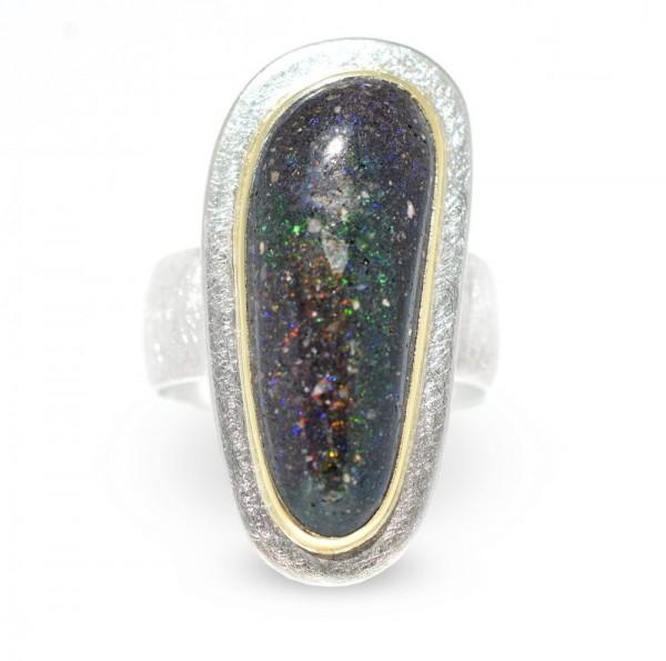 Opal Ring, Honduras Opal