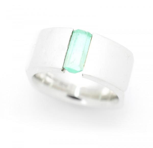 Smaragd Ring, Herren