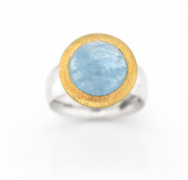 Aquamarin Ring