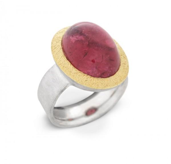Rubbelit Ring
