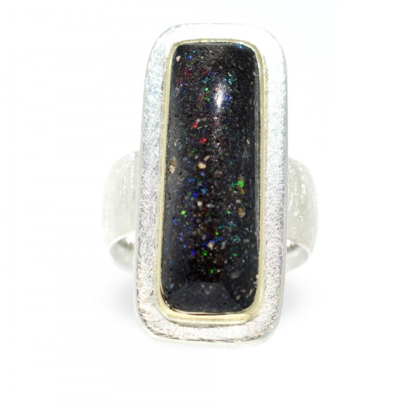 Opalring, Honduras Opal