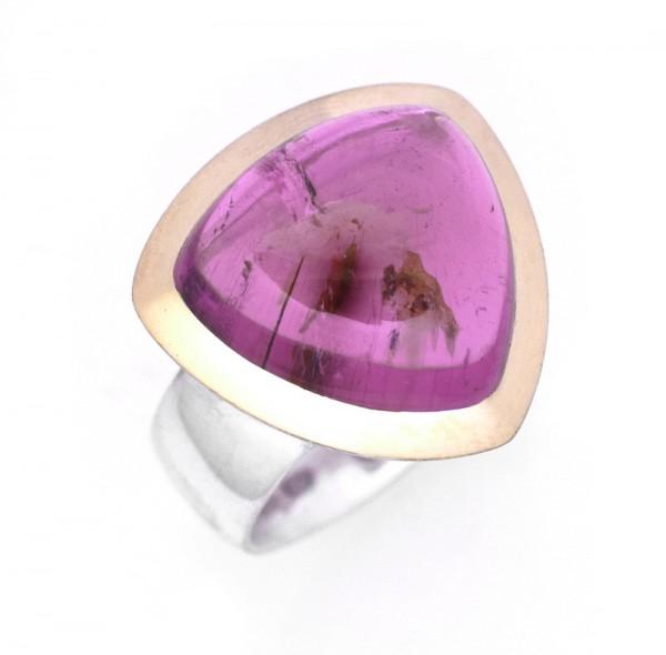 Turmalin Ring - Unikat