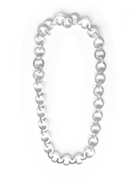 Silber Design Collier