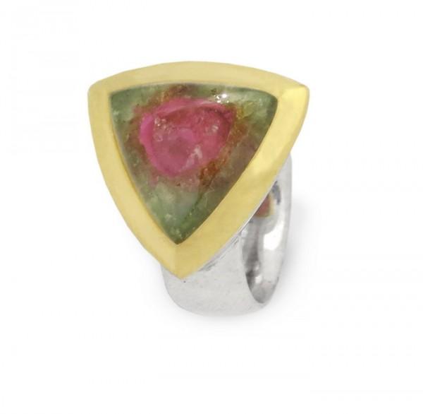 Turmalin Ring, Wassermelone