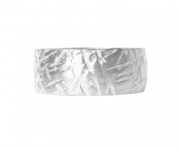 Silber Design Ring