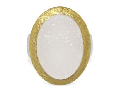 Achatdruse Ring